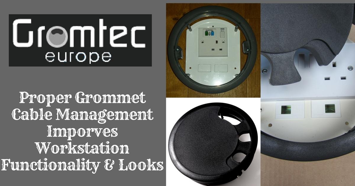 Grommet Cable Management | Cable Grommet